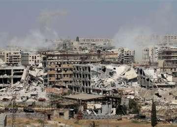 Atac chimic în Siria: 58 de morți, printre care 11 copii
