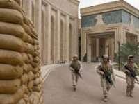 Atac cu RACHETE asupra Ambasadei SUA de la Bagdad