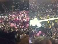 ATAC TERORIST - Cel puţin 19 de morţi și 59 de răniţi într-o explozie în arena din Manchester