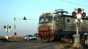ATENŢIE - Trenul NU acordă prioritate!