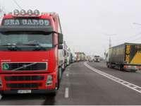 Atenționare de călătorie - autovehiculele mai grele de 7,5 t nu pot circula în Ungaria în perioada 14-16 mai