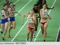 Atletism: Medalie de bronz pentru ștafeta feminină de 4x400 m a României, la Mondialele de sală