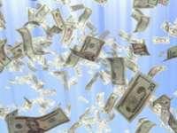 Au căzut bani din cer în Bolivia