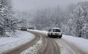 Autoritatile judetene, surprinse de zapada cazuta in mijlocul lui martie