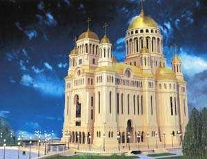 Autorităţile maramureşene refuză să dea bani pentru Catedrala Neamului