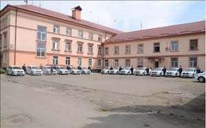 Autospecialele care au intrat în dotarea IPJ Maramureş la finalul lunii aprilie a.c., au fost predate în exploatare