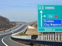 Autostrada Transilvania va fi gata până în 2018