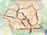 Autostrăzile proiectate de Nicolae Ceauşescu în 1968, mai bine gândite decât cele proiectate în prezent