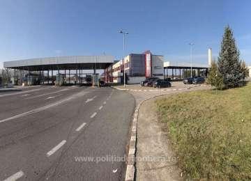 Autoturism căutat de autoritățile din Italia, descoperit la vamă