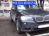 Autoturism furat din Italia, depistat în posesia unei maramureșence