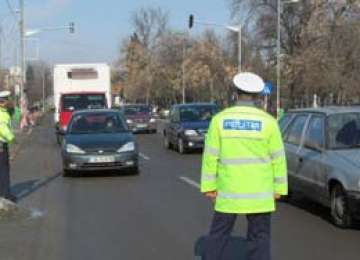 Autoturism urmărit de autorităţile elveţiene, găsit de poliţiştii maramureşeni