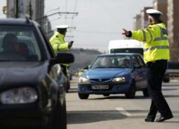 Autoturism urmărit, în valoare de 70 000 de euro, depistat de poliţiştii maramureşeni