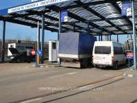 Autovehicul căutat de autoritățile din Polonia descoperit de polițiștii de frontieră