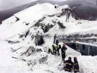 Avalanșă în Italia: A fost identificat și al treilea cetățean român minor; el se află la spital
