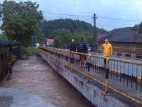 AVERTIZARE - Cod galben de inundaţii în Maramureş, Satu Mare, Cluj şi Sălaj