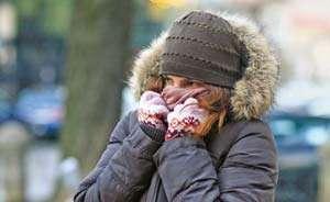 Avertizare de temperaturi deosebit de scăzute pentru perioada 2-5 octombrie