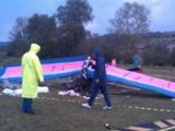 Avion prăbușit în Maramureș: Sigheteanul accidentat în urma prăbușirii avionului, în stare gravă