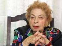 Avocata Paula Iacob a încetat din viaţă
