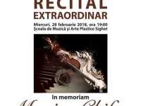 Azi, 28 februarie 2018, de la orele 19, concert In memoriam Monica Chifor