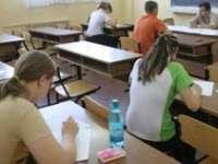 BACALAUREAT 2014 - Patru elevi din Maramureş susţin PRIMA PROBĂ SCRISĂ a bacalaureatului special
