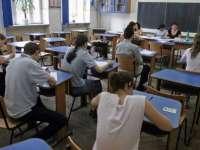BACALAUREAT 2016: 95,45% prezență la ultima probă scrisă a examenului maturității; 38 candidați eliminați