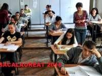 Bacalaureat 2018 - Evaluarea competenţelor începe luni, 12 februarie