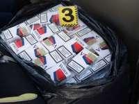 Baia Mare - 871 pachete cu țigări de contrabandă confiscate de  polițiști