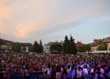 Baia Mare a devenit oficial Capitala Tineretului din România
