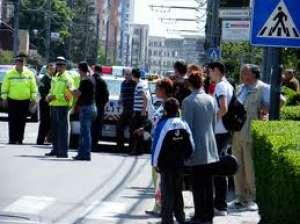 BAIA MARE: A lovit o minoră pe trecerea pentru pietoni şi a fugit de la locul accidentului