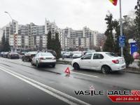 BAIA MARE – Beat și fără permis, la volanul unui Audi, a distrus 4 mașini și a fugit de la locul accidentului