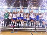 Baia Mare, capitala handbalului românesc. HCM şi Minaur au luat Supercupa la feminin şi masculin