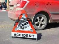 BAIA MARE: Coliziune între două autoturisme soldată cu rănirea unui pieton