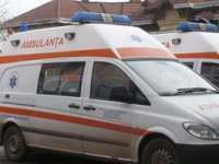BAIA MARE: Doi copii au fost răniţi în urma unui accident rutier