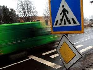 BAIA MARE: Fetiţă de 7 ani accidentată pe trecerea pentru pietoni