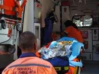 Baia Mare - Fetiţa de numai trei ani a ajuns la spital după ce a căzut din maşină