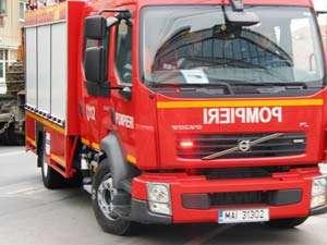 Baia Mare: Incendiu la caminul Seminarului Teologic Ortodox. Patru persoane au avut nevoie de ingrijiri medicale
