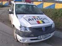 BAIA MARE: Maşină de poliţie implicată într-un accident