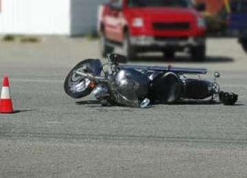 Baia Mare - Motociclist implicat într-un accident pe Bulevardul Bucureşti