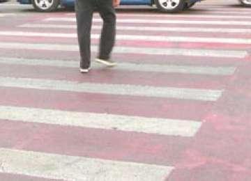 BAIA MARE: Nu a acordat prioritate şi a accidentat un copil pe trecerea pentru pietoni