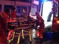BAIA MARE: O femeie a fost accidentată pe trecere, chiar sub ochii soţului ei
