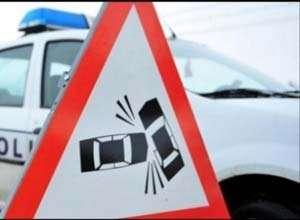 Baia Mare: O personă a fost rănită în urma ciocnirii a două maşini, lângă mall