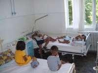 BAIA MARE: Patru copii au ajuns la spital după ce au consumat ciuperci