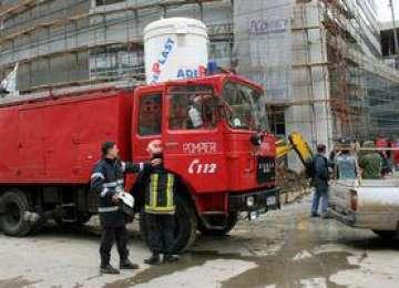 BAIA MARE: Pierderi de gaz pe un tronson de alimentare din apropierea căminelor studențești