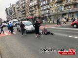 BAIA MARE: Pieton lovit de un VW SHARAN pe TRECEREA PENTRU PIETONI