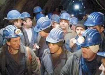 BAIA MARE: Protest spontan la compania minieră Remin
