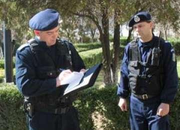BAIA MARE - Sancţionaţi de jandarmi pentru tulburarea ordinii şi liniştii publice