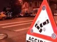 BAIA MARE: Sătmărean aflat sub influenţa alcoolului, a provocat un accident