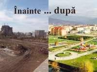 Baia Mare, singurul oraș din țară care depășește normele impuse de O. M. S. cu privire la spațiile verzi