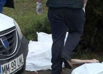 BAIA MARE: Un oficial al Marii Britanii s-a aruncat de la ultimul etaj al hotelului Mara. Acesta a lăsat un bilet de adio