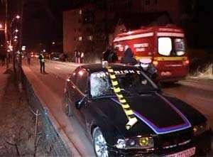 BAIA MARE: Un bărbat a fost accidentat mortal în timp ce trecea strada neregulamentar